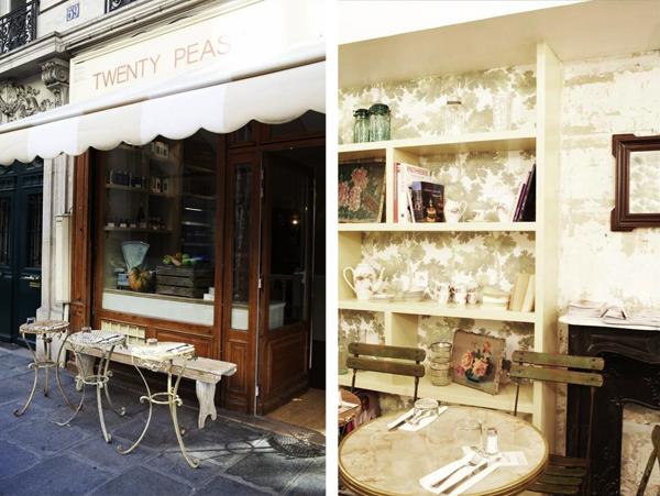 twenty peas la table parisienne a l 39 esprit british. Black Bedroom Furniture Sets. Home Design Ideas