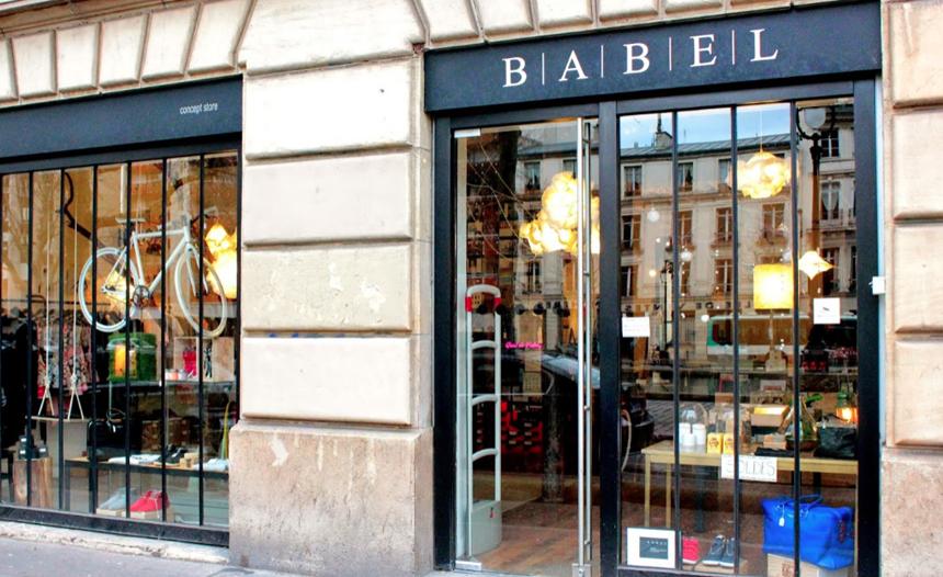 B a b e l le nouveau concept store du quai de valmy - Restaurant quai de valmy ...