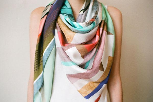 milleneufcentquatrevintquatre foulards