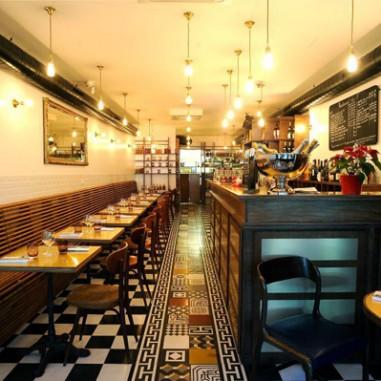 Restaurant Les 5, rue Moufettard