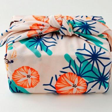 Furoshiki, l'art de l'emballage japonais
