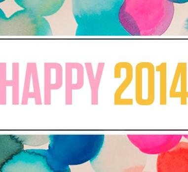 Joie, amour et bonheur pour 2014