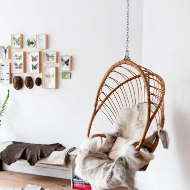 Inspiration-Une balancelle dans ton salon