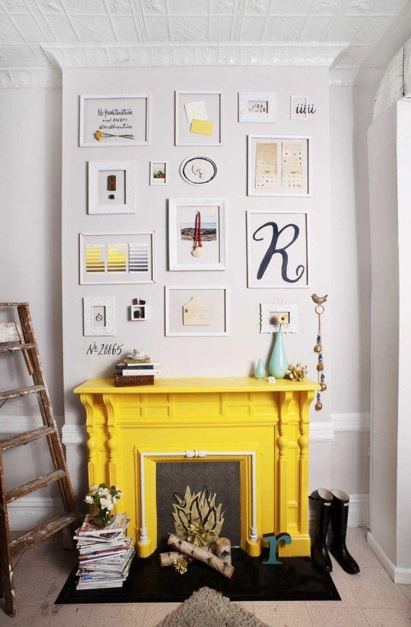 inspiration déco jaune6