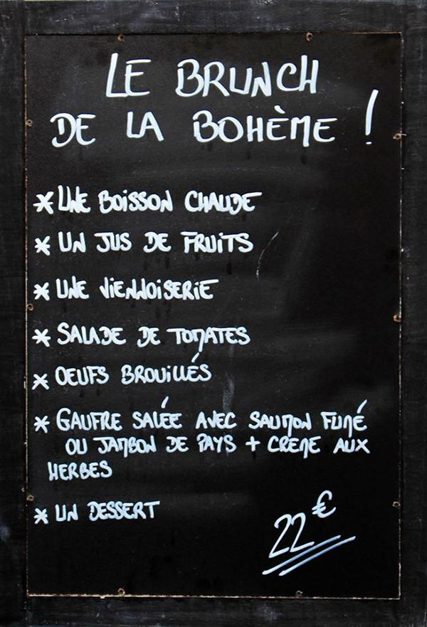 restaurant-la boheme-carte-brunch
