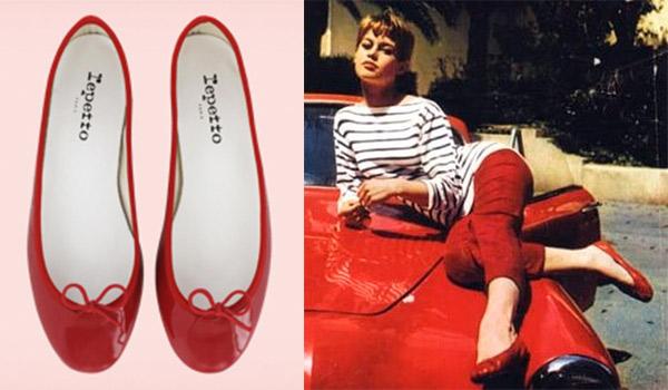 Brigitte Bardot-repetto