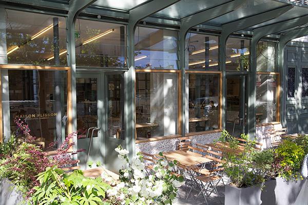 Maison Plisson terrasse