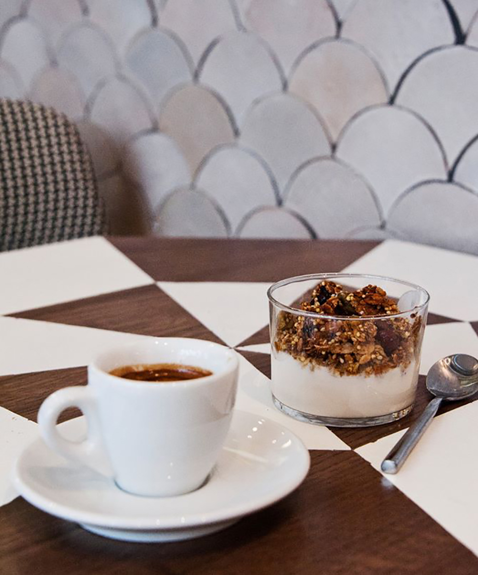 granola café pinson