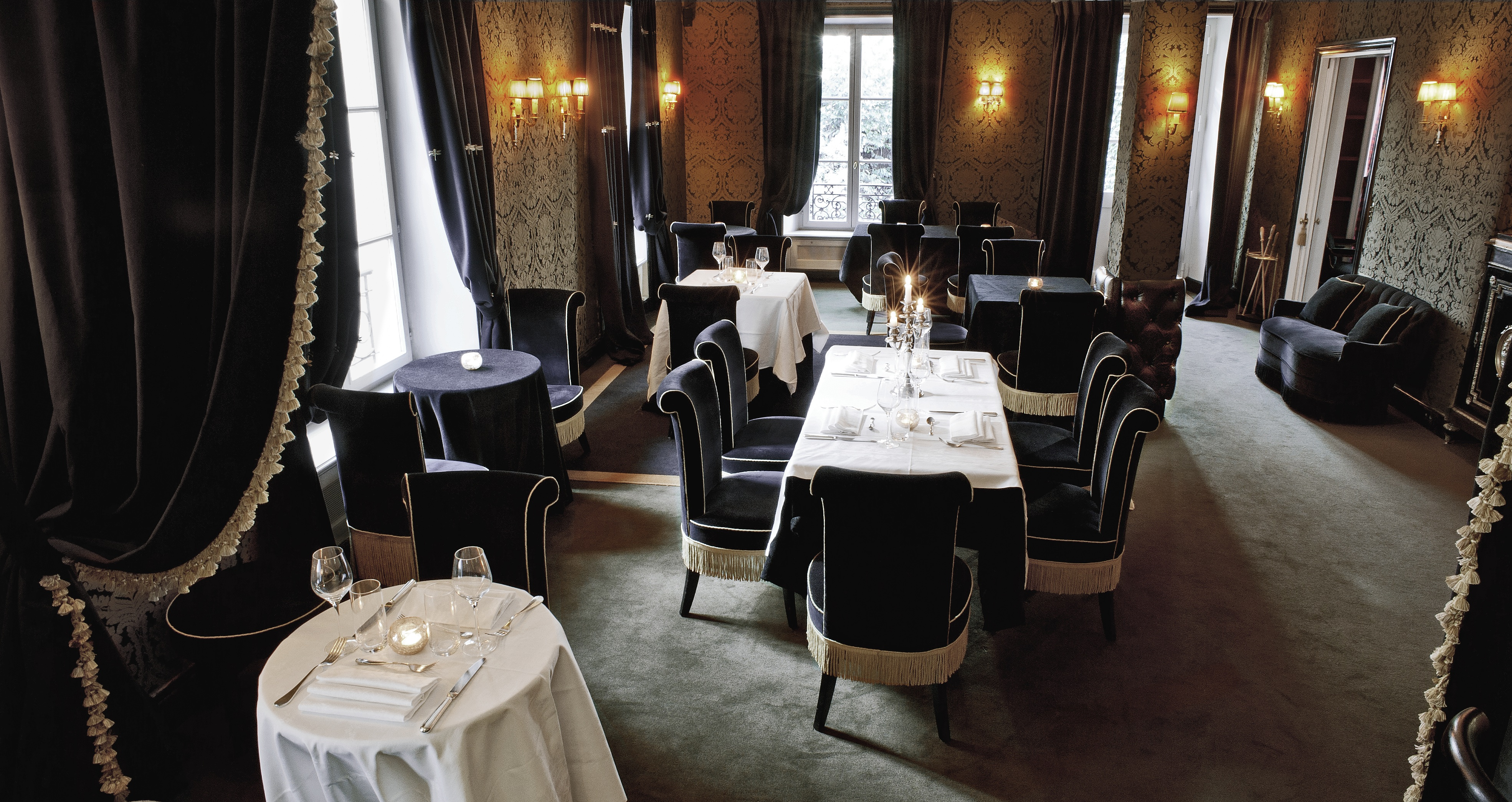 Restaurant-Dining-Room-Hotel-Particulier-Montmartre