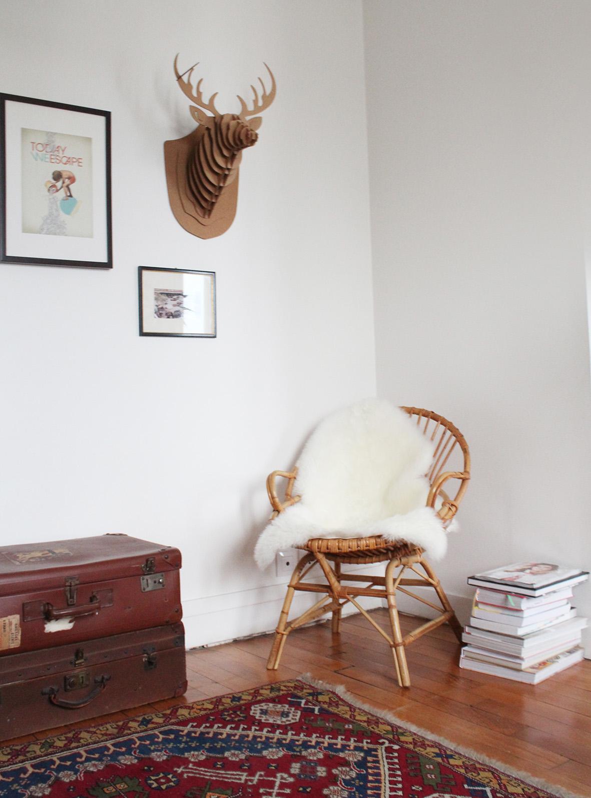 Brocante Lab, site internet pour acheter du mobilier et à la décoration d'occasion. Boutique éphémère à Paris en novembre et décembre.