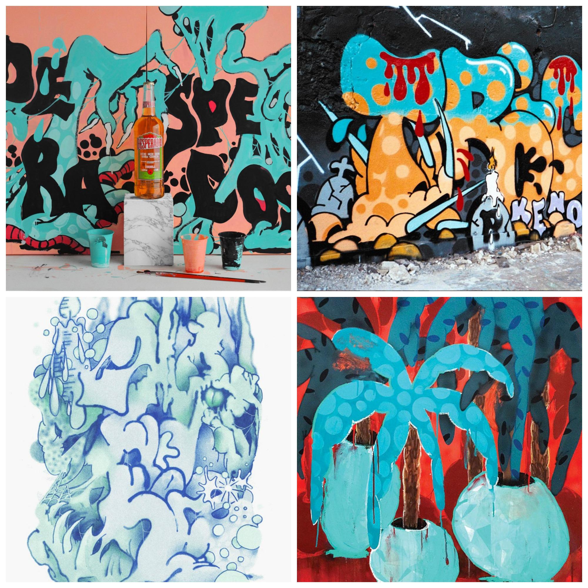 Ludovilk street art graffiti