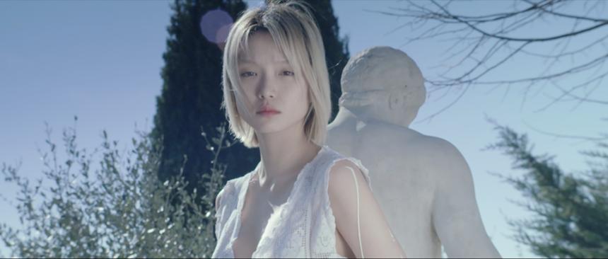 De La Romance : un clip envoûtant