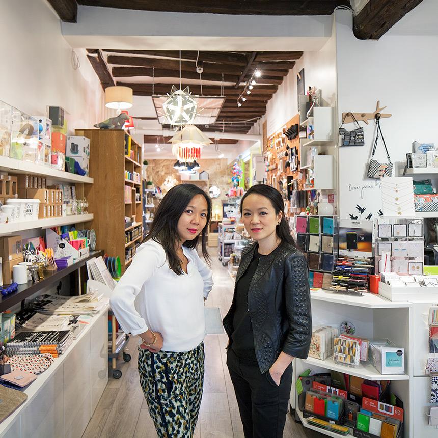 Nous avons rencontré les deux fondatrices du concept store Bobart. Retour sur cette interview colorée.
