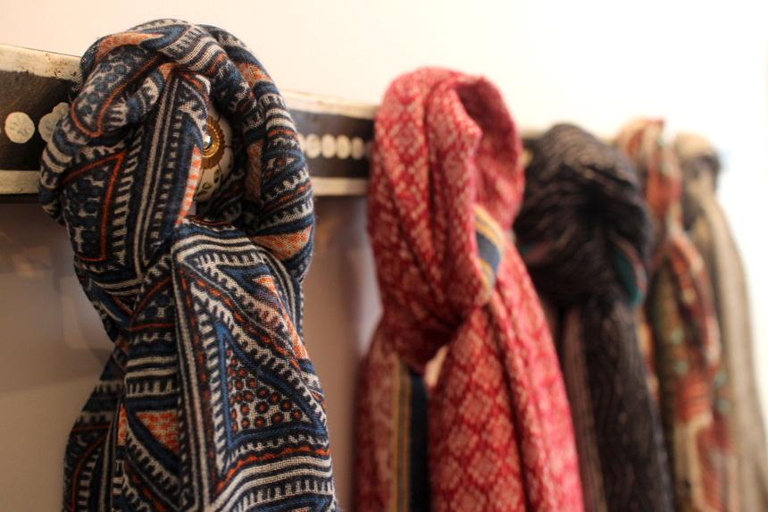 jamini foulard écharpe