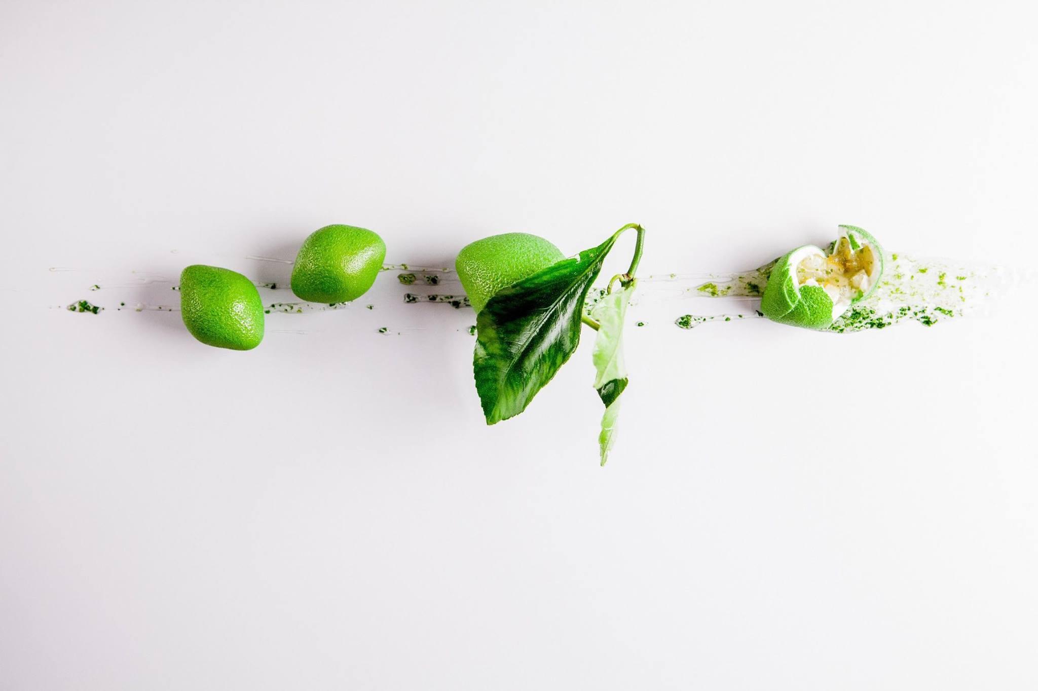 Cédric Grolet dessert vert