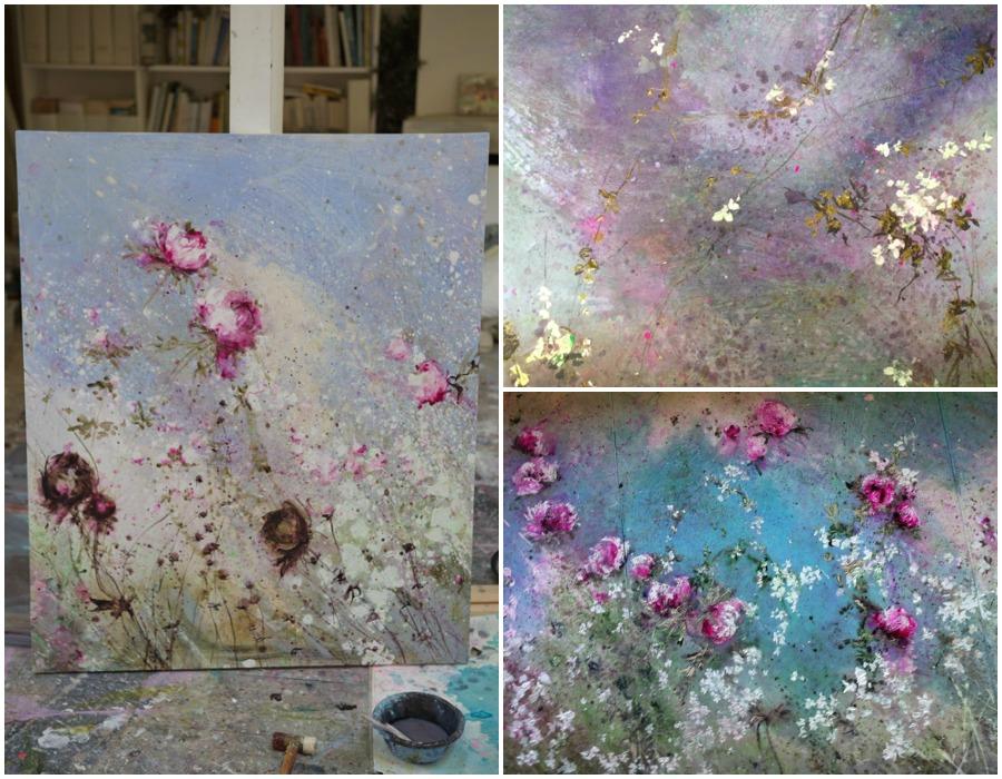 Fleurs Laurence Amélie Les Confettis