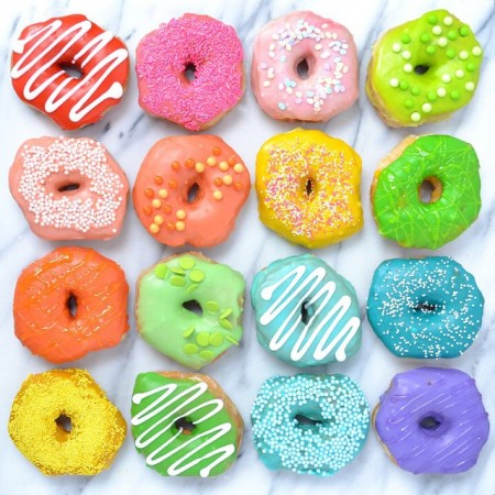 Julie Seabrook donuts