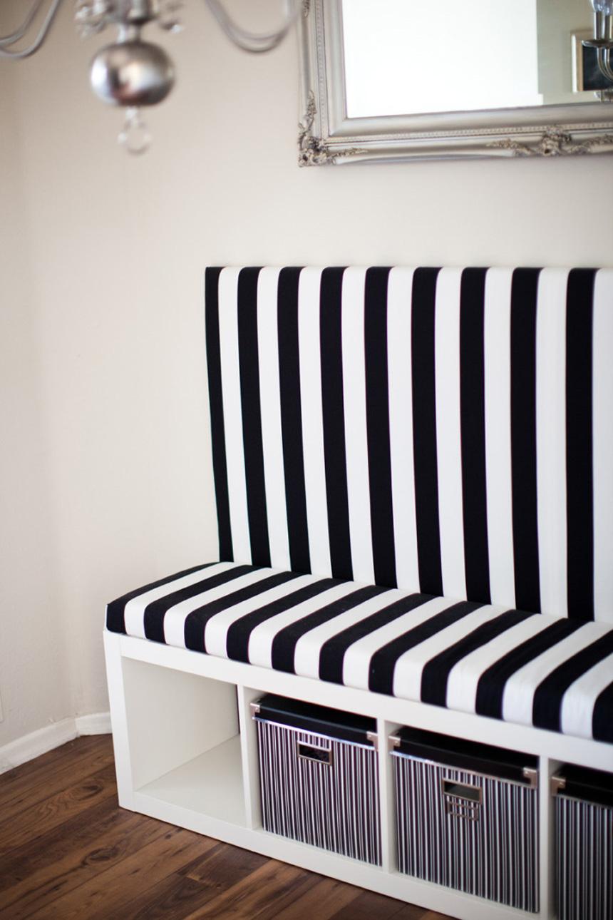 """Hackez votre intérieur pour transformer vos meubles IKEA standardisés en des pièces uniques, c'est possible avec le livre """"Réinventer IKEA"""". Découvrez tout ce qu'on peut faire avec un budget serré >> www.lesconfettis.com/reinventer-ikea"""