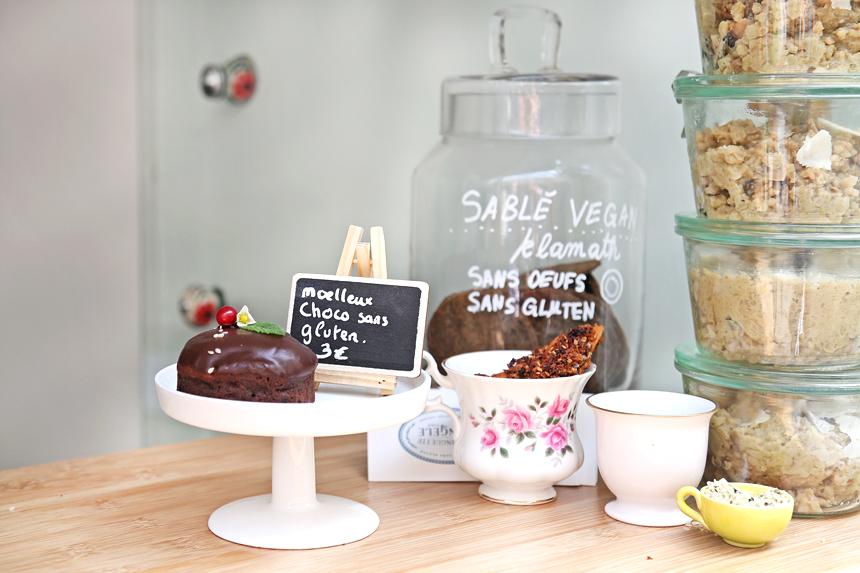 La Guinguette d'Angèle : Une cuisine saine et sans gluten mais toujours gourmande, rendez-vous chez le nouveau chouchou des parisiens >> www.lesconfettis.com/la-guinguette-d-angele