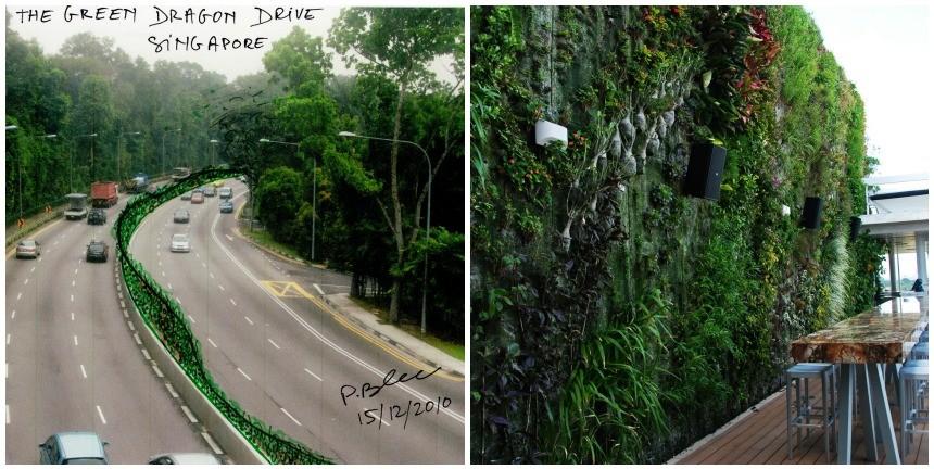 murs végétaux ville verte patrick blanc les confettis