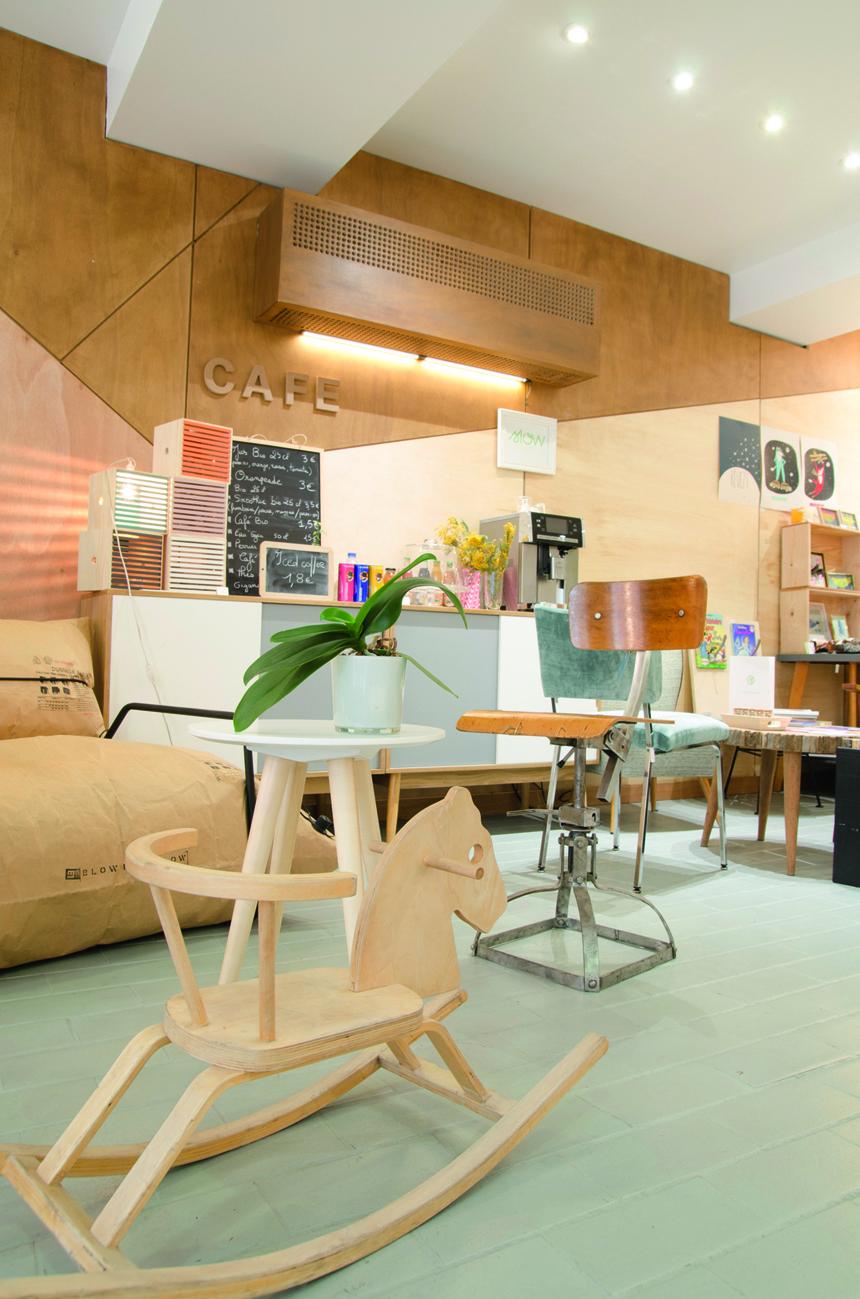 Au cœur de Toulouse, un concept-store invite à prendre son temps : le bien nommé SLOW Concept est une boutique dont vous ne pourrez plus vous passer. >> www.lesconfettis.com/slow-concept