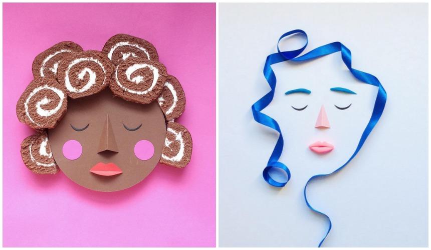 charlotte lovely prop artist les confettis