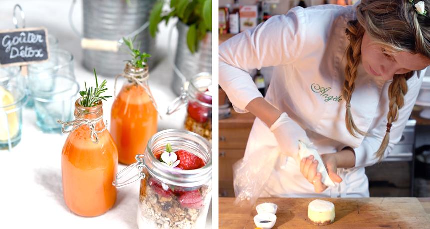 la guinguette d'angele cuisine healthy
