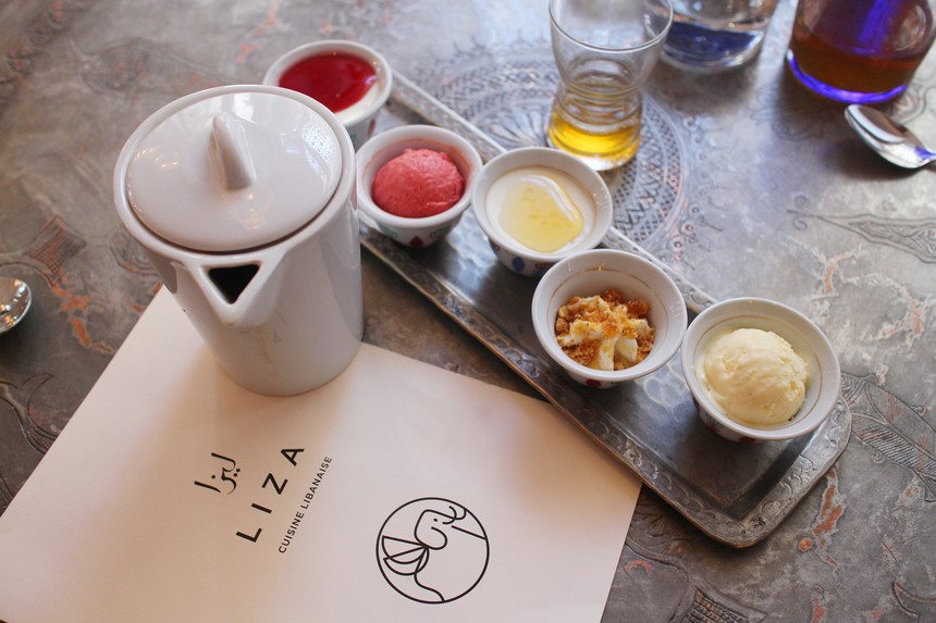 liza gastronomie libanaise