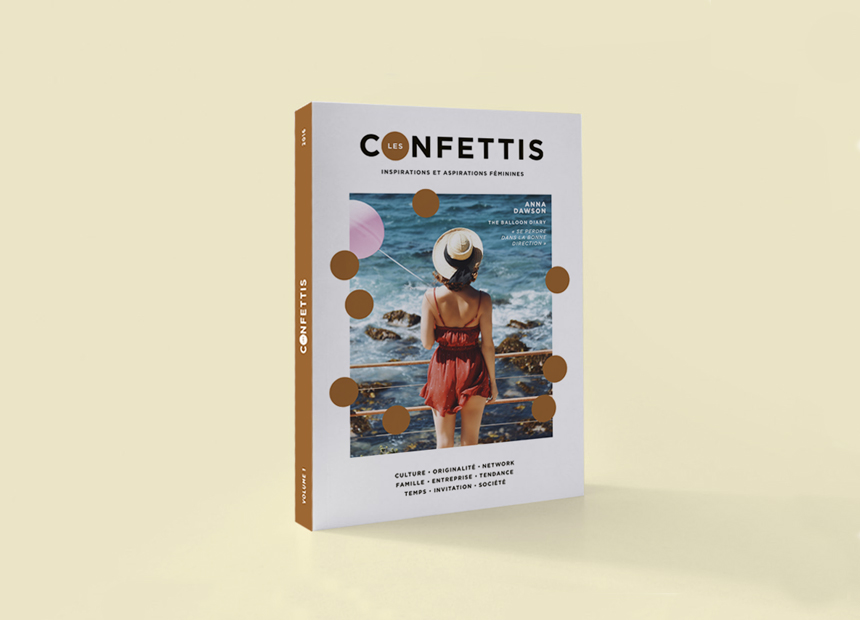 confettis-mock up article