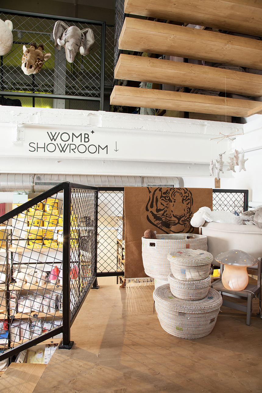 WOMB Magasin