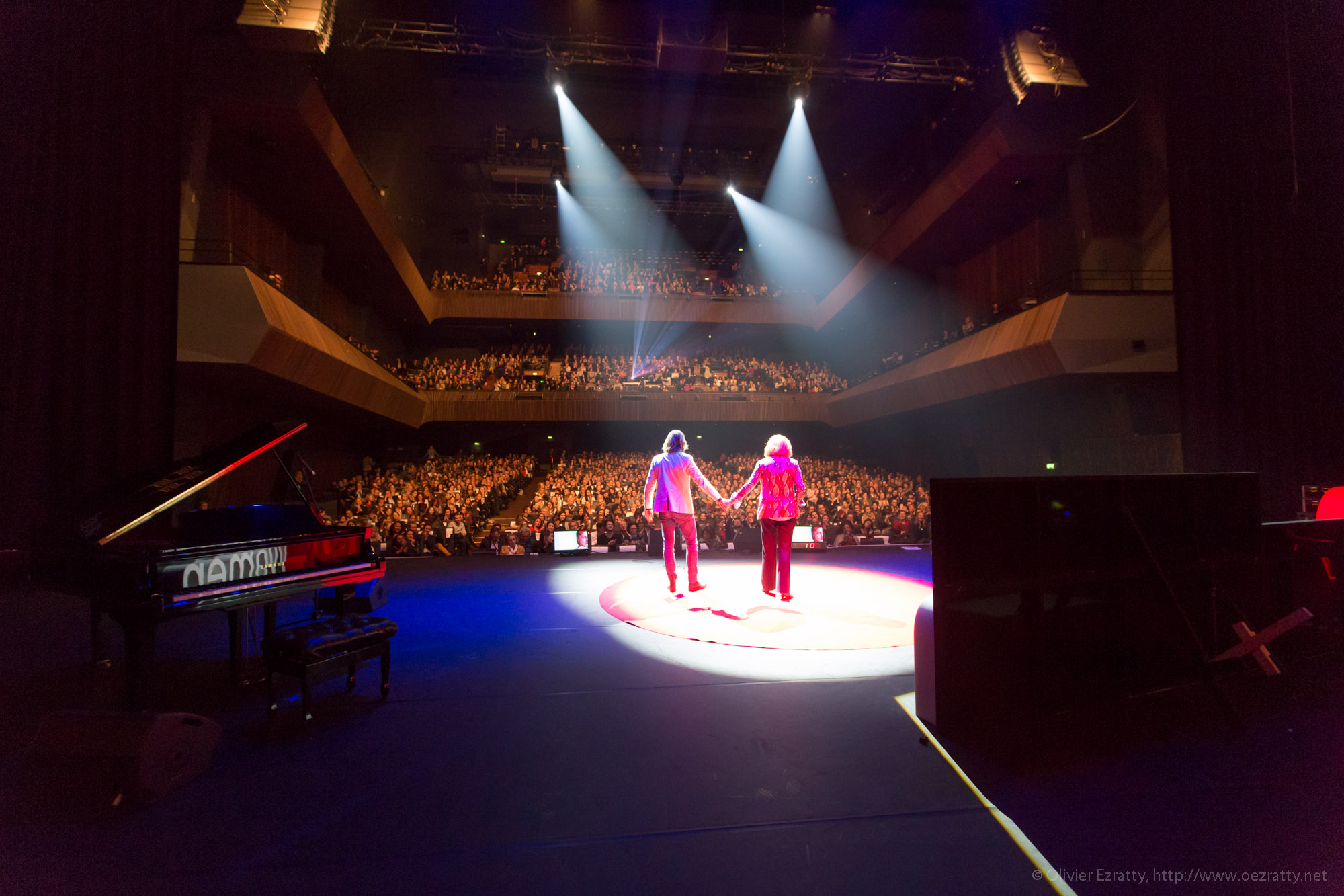 (TEDxCE Women Nov2016) Aude de Thuin et Arnaud Collery (4)
