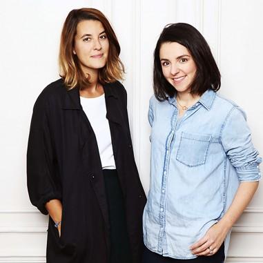 Adèle Bounine et Nathalie Fargeon - émoi émoi
