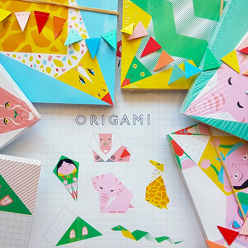 Origami-Kei-Lam-illustratice-paris