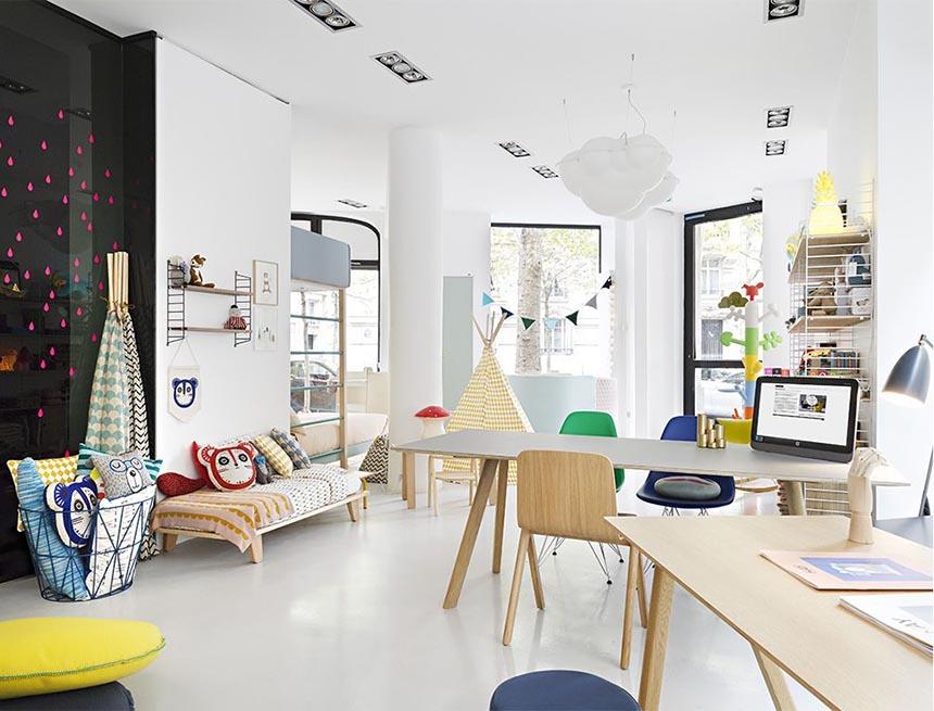 silvera kids la r f rence d co pour les enfants les confettis. Black Bedroom Furniture Sets. Home Design Ideas