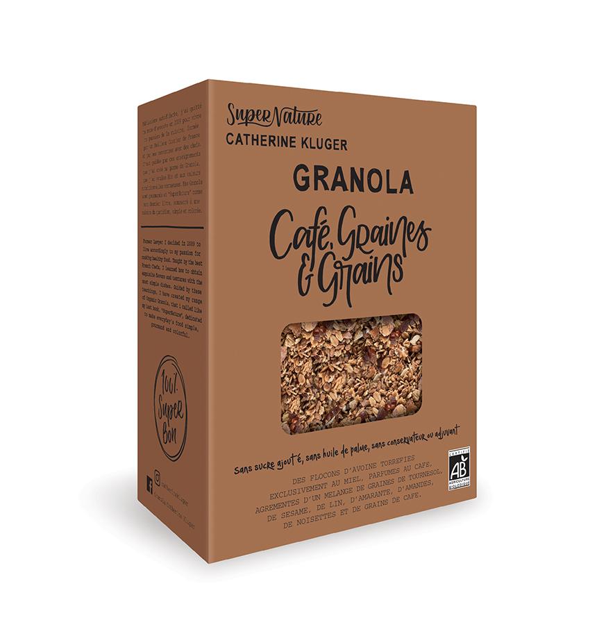 granola Cafe catherine kluger