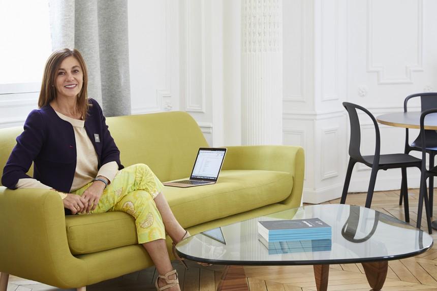 Delphine Remy-Boutang pour le networking au féminin