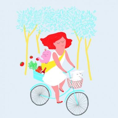 Illustration © kei lam pour Les Confettis