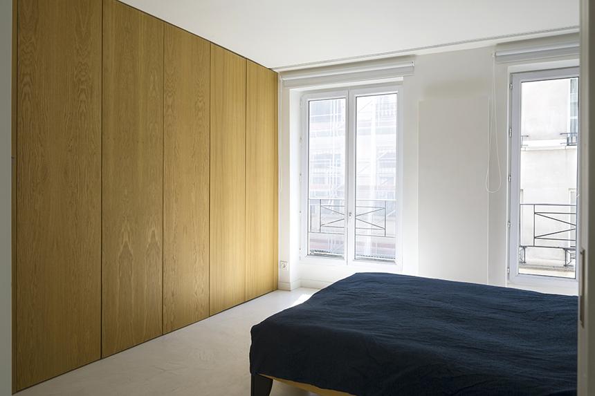 triplex chambre