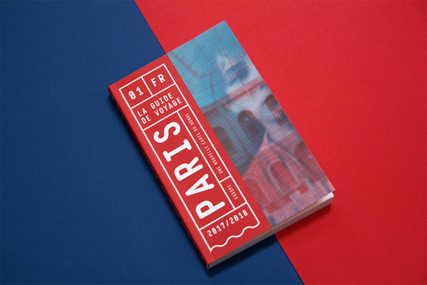 La Guide de voyage : Sur les traces des Parisiennes