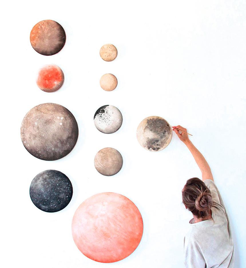 cosmique lune