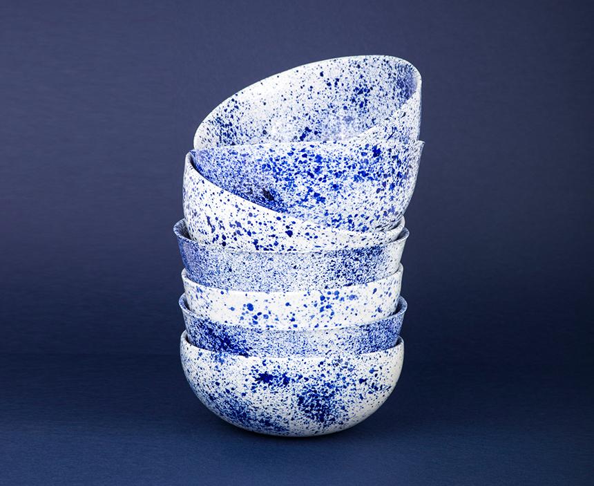 L'Atelier Singulier-Ink blue