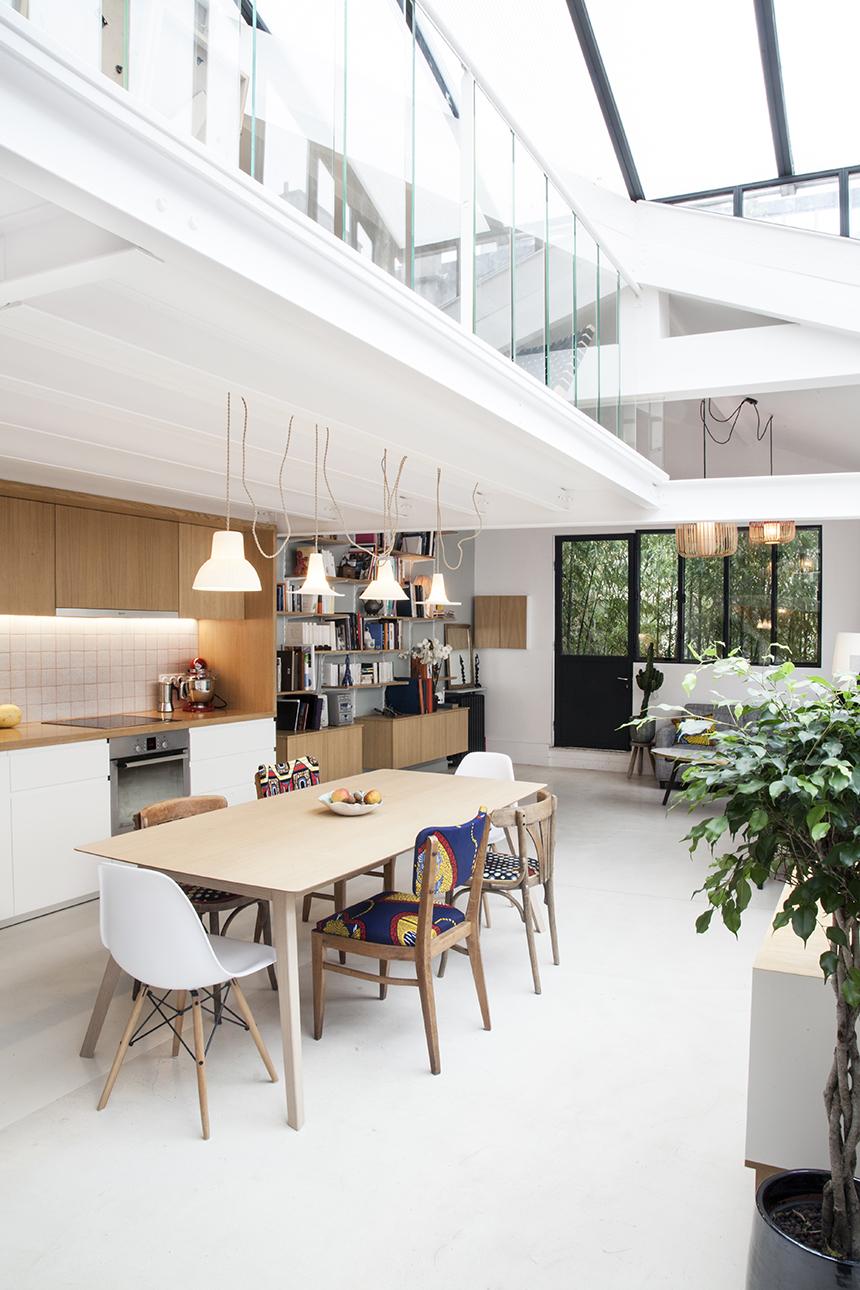 Batiik Studio-Salle à manger