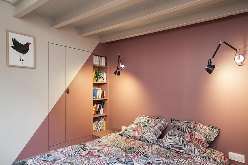Batiik Studio-chambre