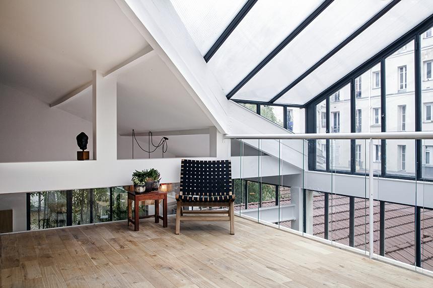Batiik Studio-étage