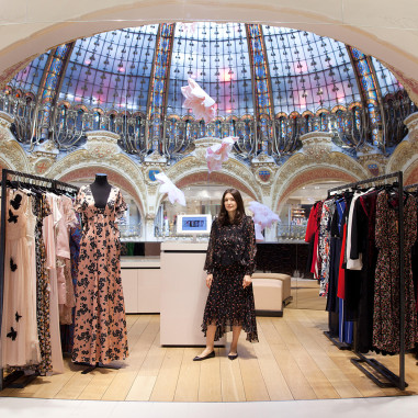 Le corner Panoply - Galeries Lafayette