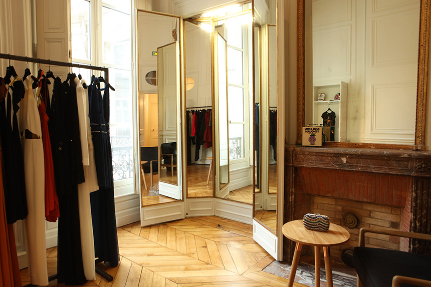 Panoply showroom paris