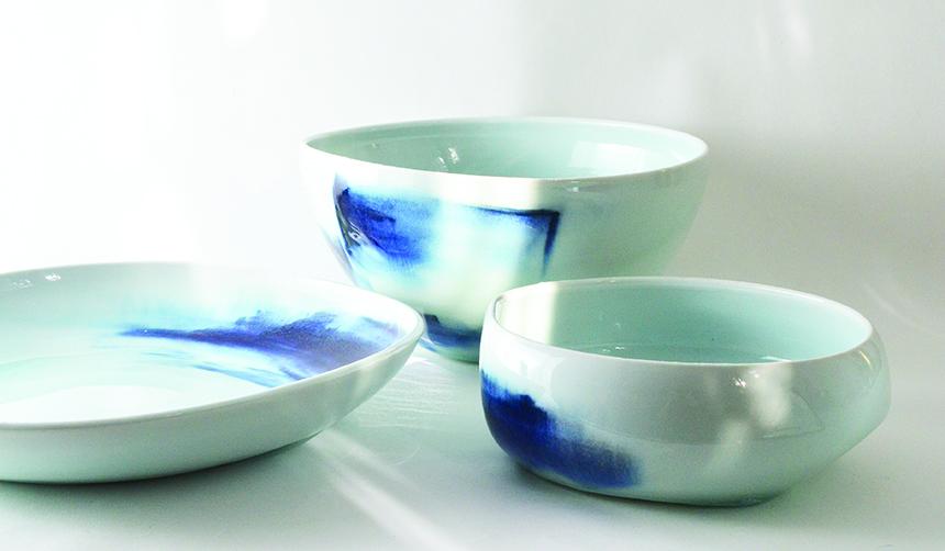 Porcelaine - Elaine Tian
