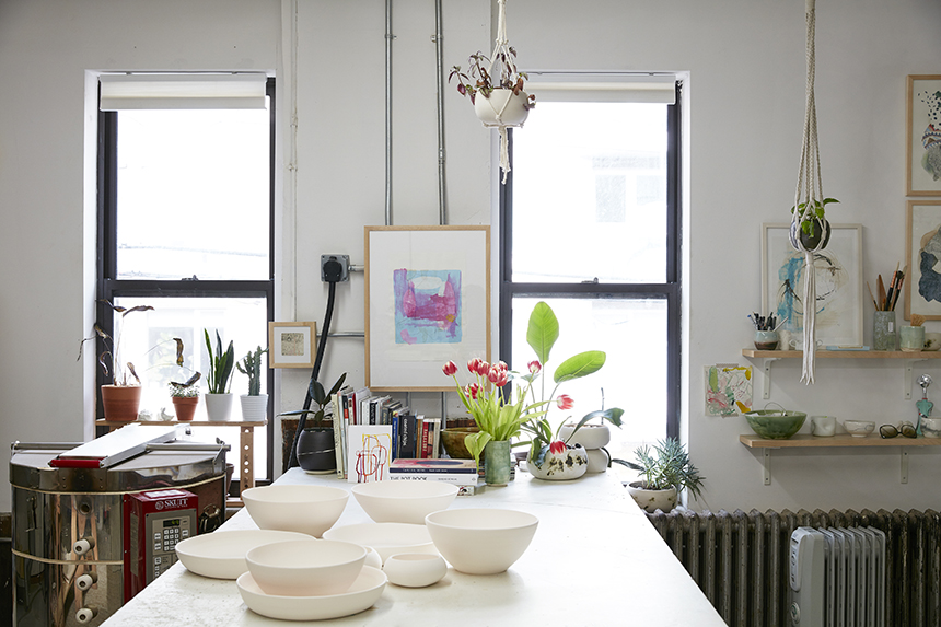 Studio Joo - Elaine Tian - Brooklyn