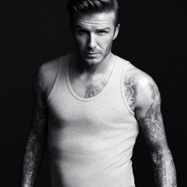 David Beckham renfile des slips pour H&M