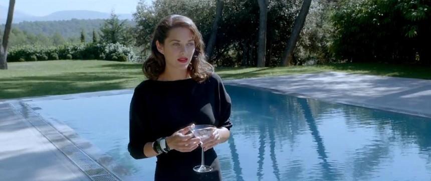 L'hystérie de Marion Cottilard dans L.A.dy Dior